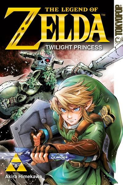The Legend of Zelda-Twilight Princess, Band 08