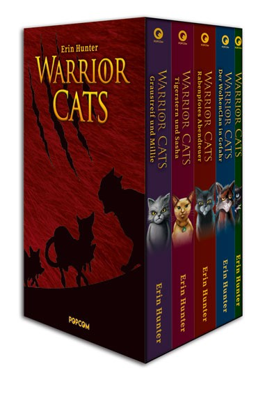 Warrior Cats Complete Box