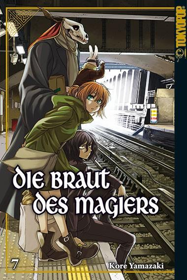 Die Braut des Magiers, Band 07