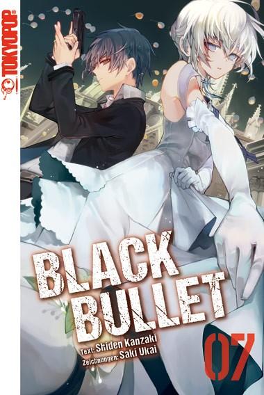 Black Bullet – Light Novel, Band 07