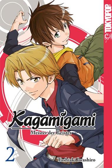 Kagamigami, Band 02