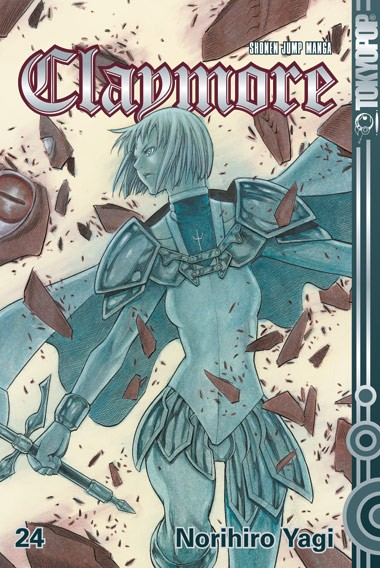 Claymore, Band 24