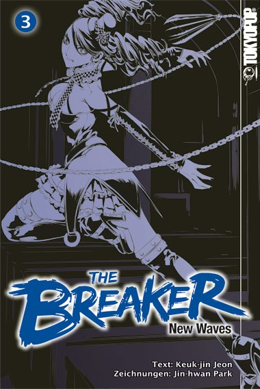 The Breaker – New Waves, Band 03