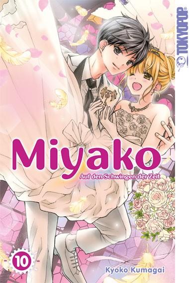 Miyako – Auf den Schwingen der Zeit, Band 10