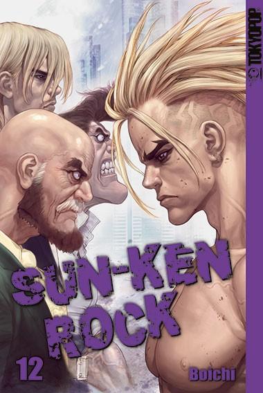 Sun-Ken Rock, Band 12