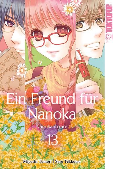 Ein Freund für Nanoka – Nanokanokare, Band 13