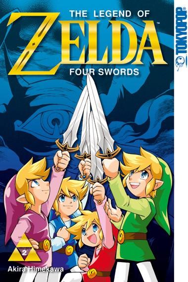 The Legend of Zelda: Four Swords, Band 02
