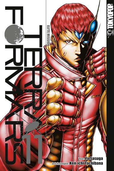 Terra Formars, Band 11