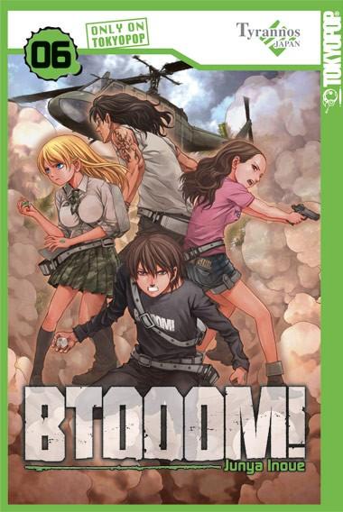 BTOOOM!, Band 06