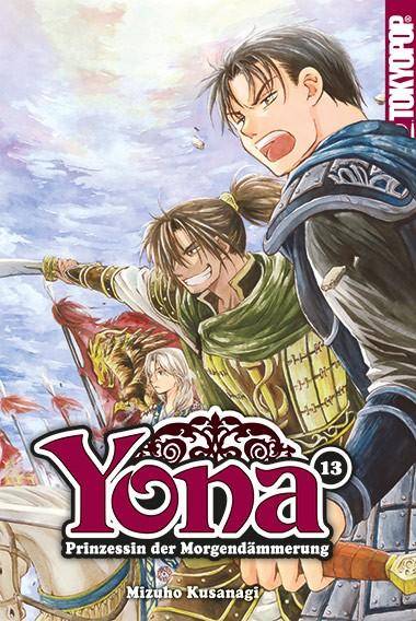 Yona – Prinzessin der Morgendämmerung, Band 13