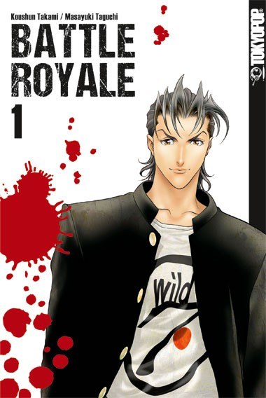 Battle Royale, Sammelband 01