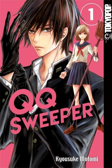 QQ Sweeper, Band 01