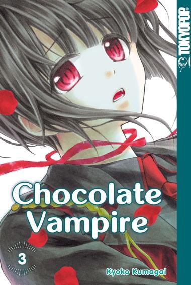 Chocolate Vampire, Band 03