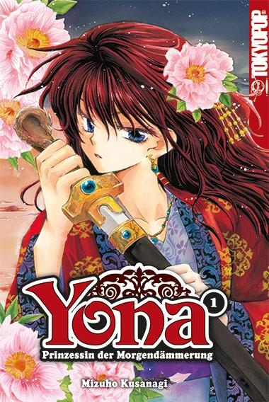 Yona – Prinzessin der Morgendämmerung, Band 01