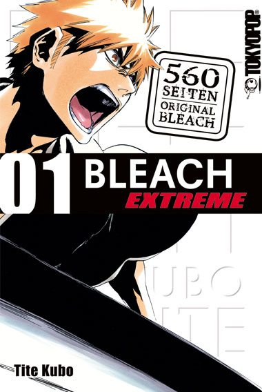 Bleach EXTREME, Band 01