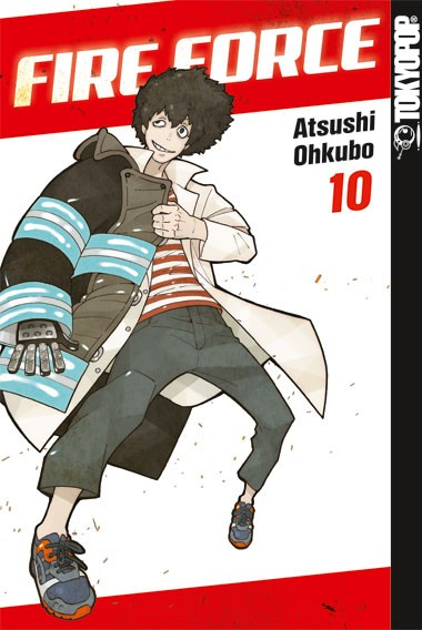 Fire Force, Band 10
