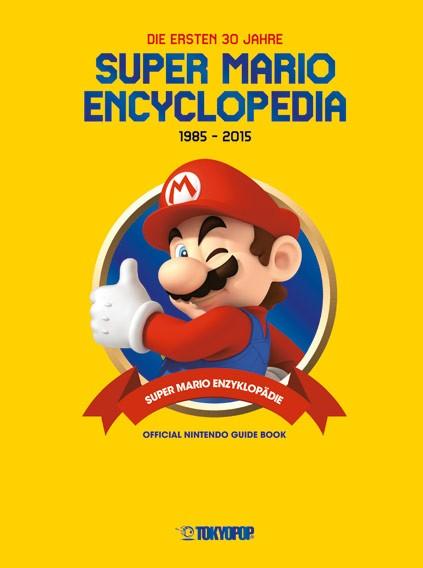 Super Mario Encyclopedia – Die ersten 30 Jahre