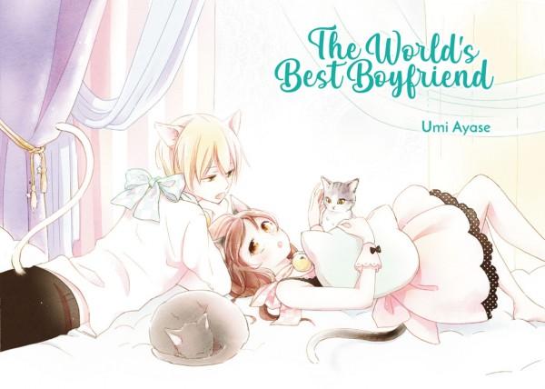 Postkarte - The World's Best Boyfriend