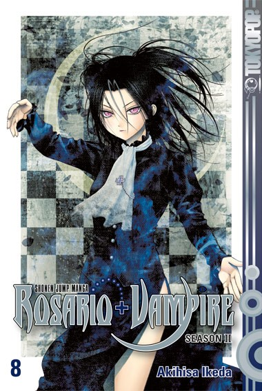 Rosario + Vampire Season II, Band 08