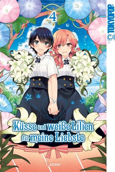 Küsse und weiße Lilien für meine Liebste, Band 04