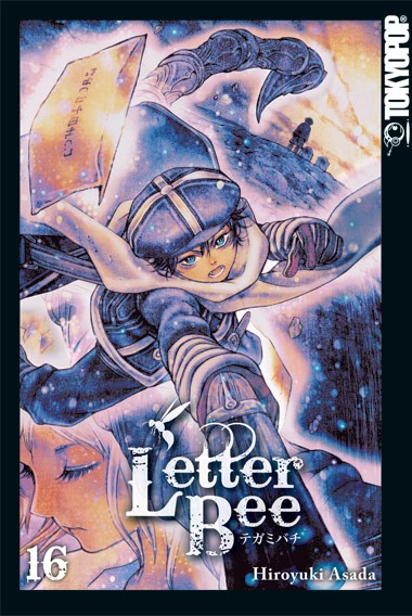 Letter Bee, Band 16