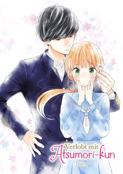 Postkarte: Verlobt mit Atsumori-kun