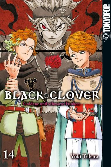 Black Clover – Goldene und schwarze Funken, Band 14