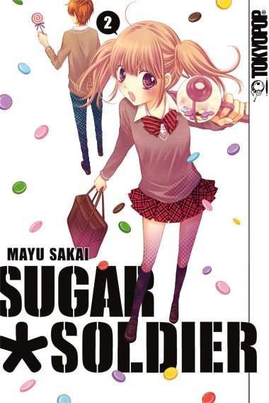 Sugar ✱ Soldier, Band 02