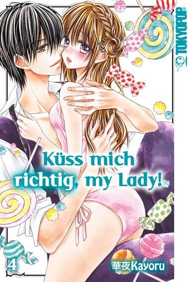 Küss mich richtig, my Lady!, Band 04