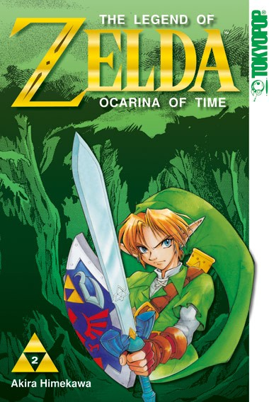 The Legend of Zelda: Ocarina of Time, Band 02
