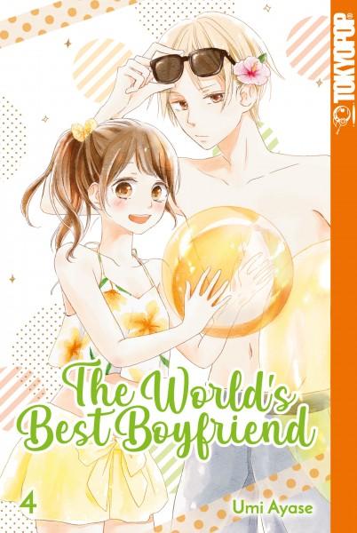 The World's Best Boyfriend, Band 04