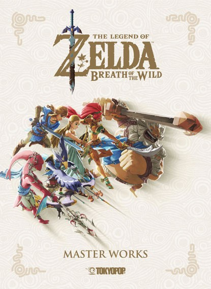 The Legend of Zelda – Breath of the Wild – Master Works