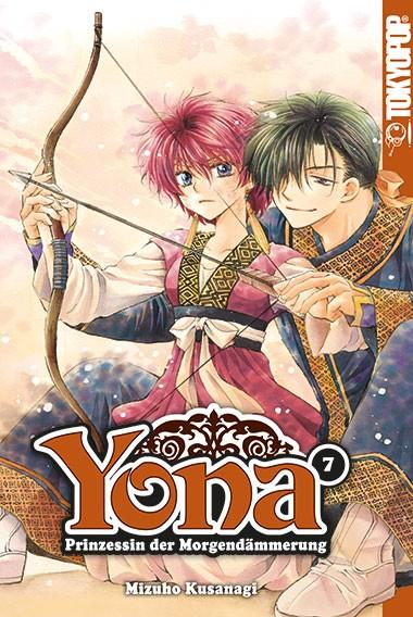 Yona – Prinzessin der Morgendämmerung, Band 07