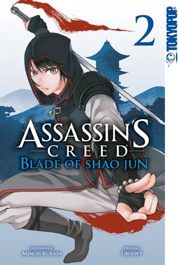 Assassin's Creed - Blade of Shao Jun, Band 02