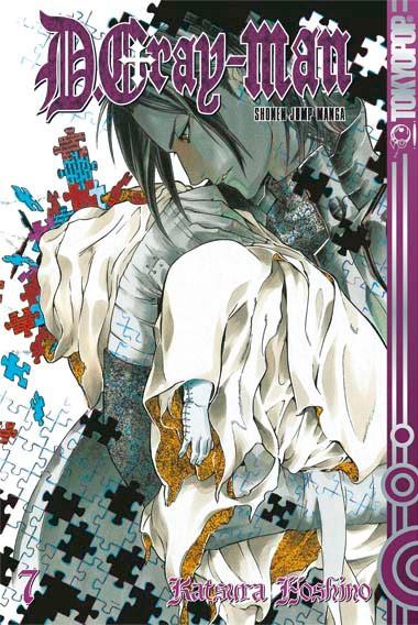 D.Gray-man, Band 07