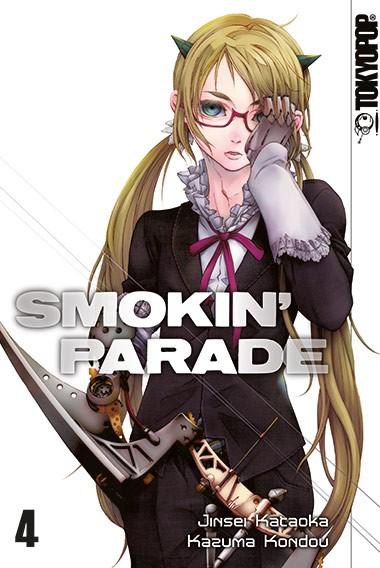Smokin' Parade, Band 04