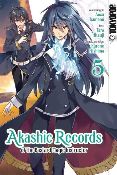 Akashic Records of the Bastard Magic Instructor, Band 05