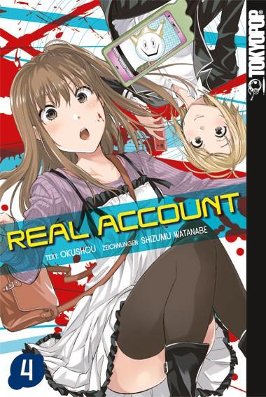 Real Account, Band 04