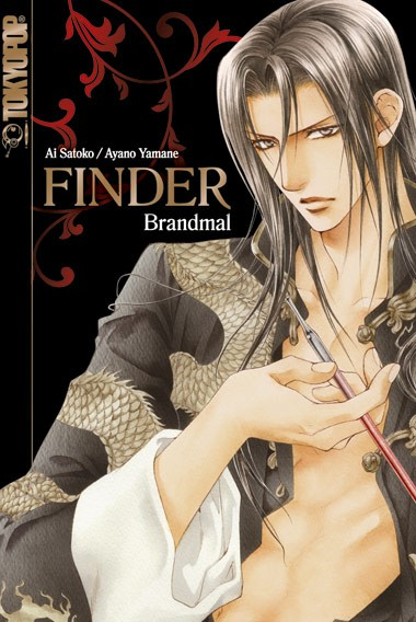 Finder – Brandmal - Light Novel