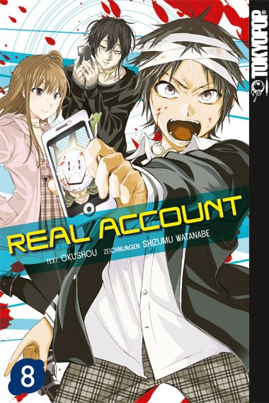 Real Account, Band 08