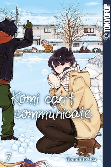Komi can't communicate, Band 07