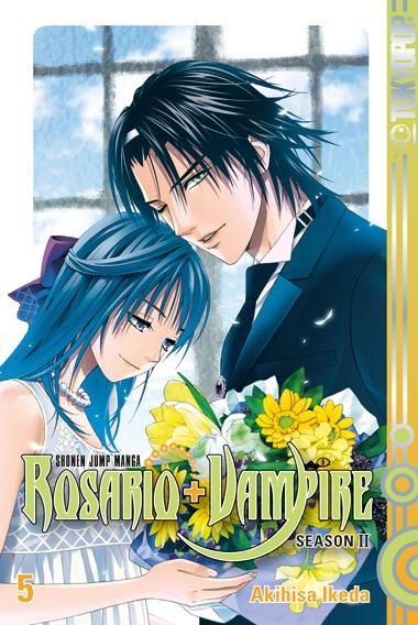 Rosario + Vampire Season II, Band 05