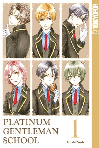 Platinum Gentleman School, Band 01