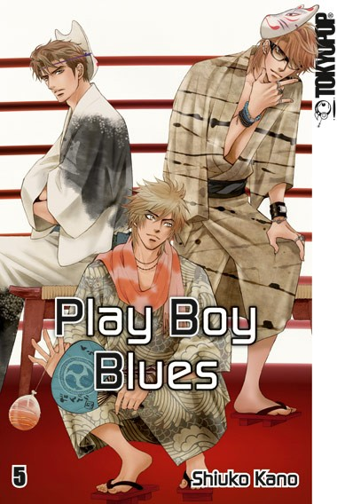 P.B.B. – Play Boy Blues, Band 05