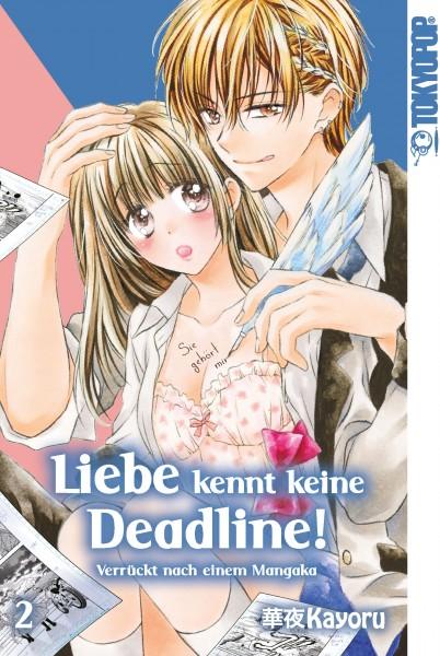 Liebe kennt keine Deadline!, Band 02