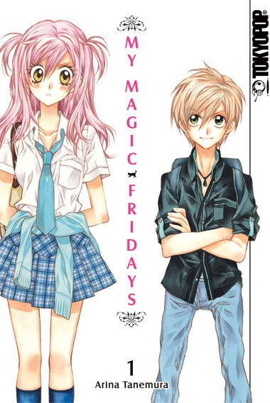 My Magic Fridays, Band 01