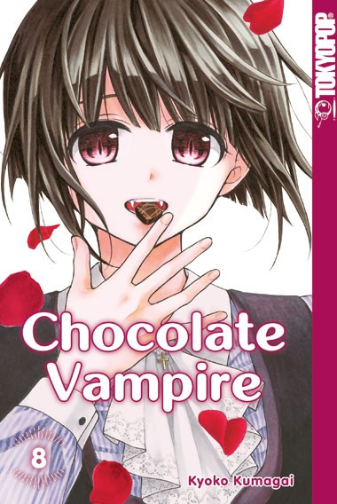 Chocolate Vampire, Band 08