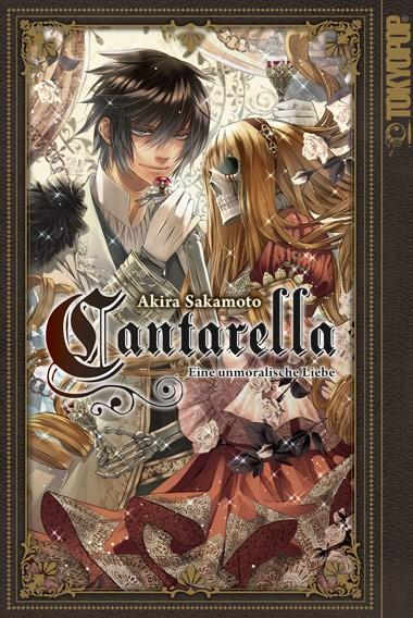 Cantarella – Eine unmoralische Liebe, Einzelband