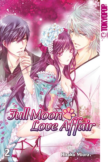 Full Moon Love Affair, Band 02