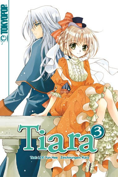 Tiara, Band 03